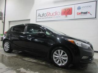 Used 2014 Kia Forte5 MANUELLE**A/C**CRUISE for sale in Mirabel, QC
