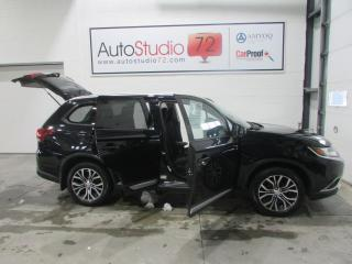 Used 2016 Mitsubishi Outlander TOIT**CAMERA RECUL**AWD for sale in Mirabel, QC