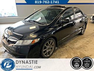 Used 2010 Honda Civic Sport for sale in Rouyn-Noranda, QC