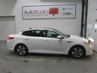 Used 2017 Kia Optima Hybrid EX **HYBRID**TOIT PANO**CUIR**MAGS** for sale in Mirabel, QC
