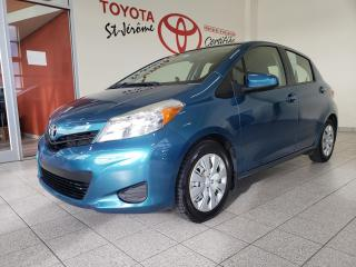 Used 2013 Toyota Yaris * LE * GR ELECT * A/C * for sale in Mirabel, QC