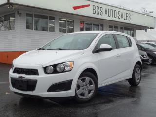 Used 2016 Chevrolet Sonic Easy to Drive, Bluetooth, Automatic, No Accidents for sale in Vancouver, BC
