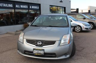 Used 2010 Nissan Sentra 2.0,2.0 for sale in Oakville, ON