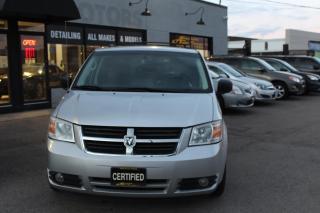 Used 2008 Dodge Grand Caravan , Swivel N Go, DVD SE for sale in Oakville, ON
