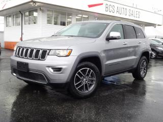 Used 2018 Jeep Grand Cherokee No Accidents, Sunroof, Leather Seating, Local for sale in Vancouver, BC