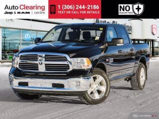 New 2020 RAM 1500 Classic SLT for sale in Saskatoon, SK