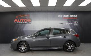 Used 2019 Subaru Impreza SPORT PKG 2.0i AWD AUTO TOIT OUVRANT 35 474 KM !! for sale in Lévis, QC