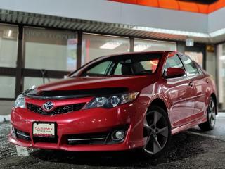 Used 2013 Toyota Camry SE Ultrasuede interior | Sunroof | Navigation for sale in Waterloo, ON