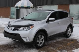 Used 2015 Toyota RAV4 XLE All Wheel Drive for sale in Regina, SK