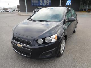 Used 2015 Chevrolet Sonic 4dr Sdn LS Man,BLUETOOTH,RADIO AM/FM for sale in Mirabel, QC
