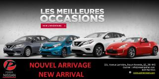 Used 2017 Nissan Rogue S AWD for sale in Rouyn-Noranda, QC