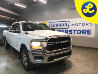 Used 2019 RAM 2500 BIG HORN CREW CAB 4X4 * 6.4L HEMI V8 engine with FuelSaver MDS *  8speed automatic transmission  * Tow Mode * Trailer Brake Controller * Trailer Rece for sale in Cambridge, ON