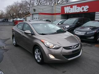 Used 2012 Hyundai Elantra GLS Sunroof Automatic BlueTooth for sale in Ottawa, ON