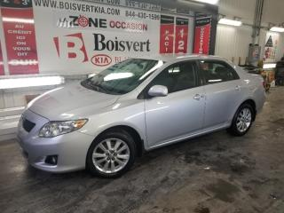 Used 2009 Toyota Corolla WOW !!!!! 58000 KM !!!!! WOW for sale in Blainville, QC