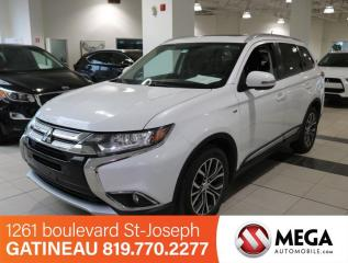 Used 2016 Mitsubishi Outlander SE 4WD for sale in Gatineau, QC