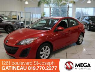 Used 2011 Mazda MAZDA3 i for sale in Gatineau, QC