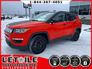 Used 2017 Jeep Compass 4x4 Sport Dem à Distance for sale in Jonquière, QC