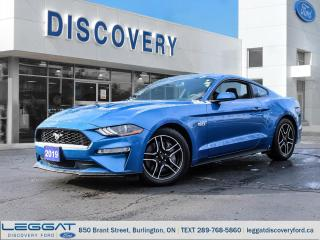 Used 2019 Ford Mustang COUPE GT for sale in Burlington, ON