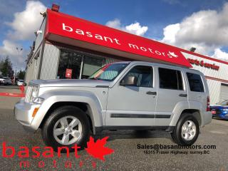 Used 2012 Jeep Liberty Nav, Alloy Wheels, Power Windows/Locks!! for sale in Surrey, BC