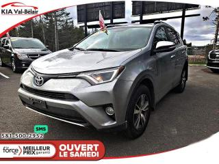 Used 2016 Toyota RAV4 *XLE**BLUETOOTH*AWD*HAYON* for sale in Québec, QC