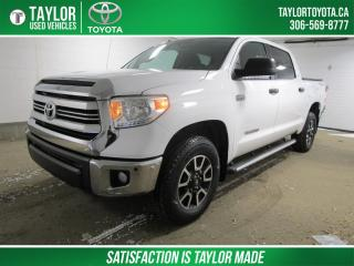 Used 2017 Toyota Tundra SR5 Plus 5.7L V8 for sale in Regina, SK