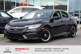 Used 2016 Honda Civic LX AUTO MAGS AUTO MAGS CRUISE BLUETOOTH for sale in Lachine, QC