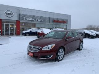 Used 2017 Buick Regal FWD Premium I for sale in Smiths Falls, ON