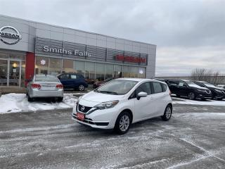 Used 2019 Nissan Versa Note Hatchback 1.6 SV CVT for sale in Smiths Falls, ON