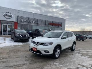 Used 2016 Nissan Rogue SL AWD Premium CVT for sale in Smiths Falls, ON