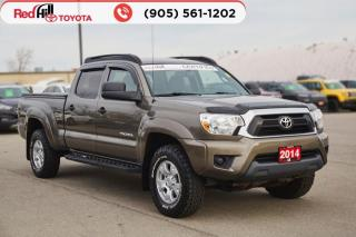 Used 2014 Toyota Tacoma V6 for sale in Hamilton, ON
