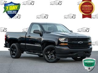 Used 2018 Chevrolet Silverado 1500 Work Truck CLEAN CARFAX | AFFORDABLE TRUCK | BACKUP CAMERA for sale in St Catharines, ON