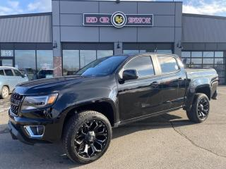 Used 2018 Chevrolet Colorado 4WD Crew Cab 140.5  Z71 for sale in Thunder Bay, ON