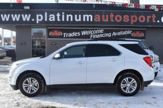 Used 2013 Chevrolet Equinox 2LT HEATED SEATS!! BACKUP CAMERA!! BLUETOOTH!! for sale in Saskatoon, SK