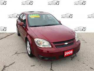 Used 2008 Chevrolet Cobalt LT for sale in Grimsby, ON