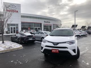Used 2017 Toyota RAV4 FWD LE - BACKUP CAMERA - HEATED FRONT SEATS for sale in Stouffville, ON