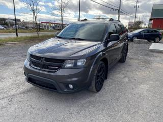 Used 2016 Dodge Journey SXT/LIMITED for sale in Stittsville, ON