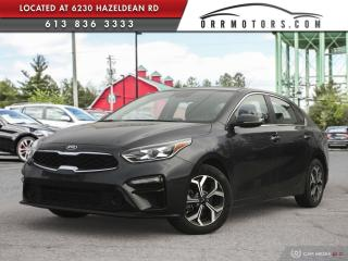 Used 2019 Kia Forte LOW MILEAGE EX MODEL! for sale in Stittsville, ON