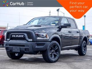 New 2021 RAM 1500 Classic Warlock 4x4 Bluetooth Backup Camera Sport Hood Power Locks Keyless Entry 20