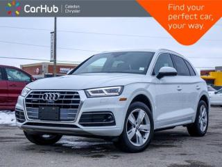 Used 2019 Audi Q5 Technik Quattro Navigation Panoramic Sunroof Bluetooth 360 Camera Heat Front Seats 19