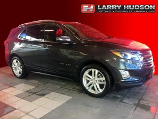 Used 2018 Chevrolet Equinox Premier AWD | 2.0L Engine | Remote Start | + Snow Tires for sale in Listowel, ON