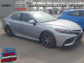 New 2021 Toyota Camry Hybrid SE  - Sport Styling -  Heated Seats for sale in Steinbach, MB