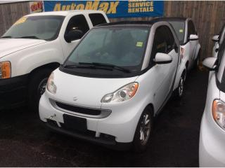 Used 2009 Smart fortwo for sale in Sarnia, ON