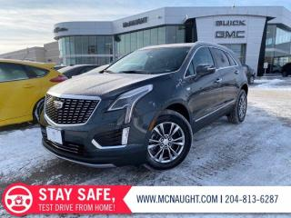 New 2021 Cadillac XT5 Premium Luxury for sale in Winnipeg, MB