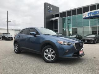 Used 2018 Mazda CX-3 GX FWD With Reverse Camera for sale in Chatham, ON