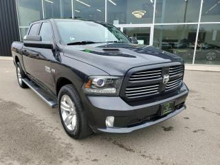 Used 2016 RAM 1500 Sport 1 OWNER, NAV, Heated Seats, Remote Start! for sale in Ingersoll, ON