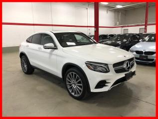 Used 2019 Mercedes-Benz GL-Class GLC300 4MATIC COUPE SPORT PREMIUM PLUS CLEAN CARFAX! for sale in Vaughan, ON
