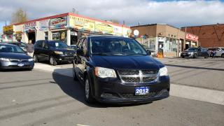 Used 2012 Dodge Grand Caravan 4dr Wgn SXT for sale in Scarborough, ON