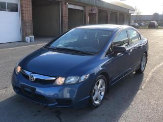 Used 2010 Honda Civic Sdn 4dr Auto DX-G for sale in Caledon, ON