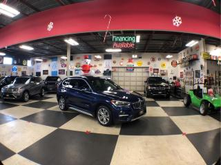 Used 2016 BMW X1 XDRIVE SPORT PKG AUT0 AWD AUT0 LEATHER PANO/ROOF CAMERA for sale in North York, ON