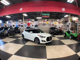 Used 2013 Hyundai Veloster 1.6 TURBO 6 SPEED A/C NAVI LEATHER PANO/ROOF CAMERA for sale in North York, ON
